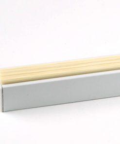 Productfoto van het plissè gordijn crème