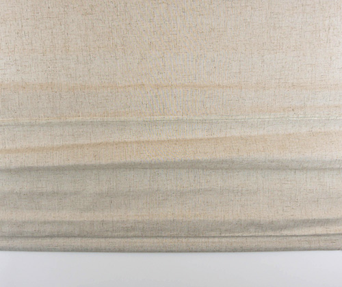 Kleurfoto van het vouwgordijn linnen