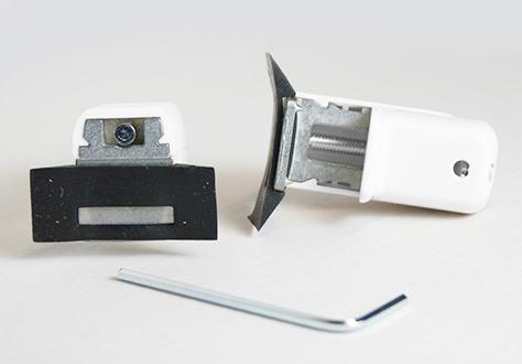 Fonkelnieuw Gordijnen zonder boren ophangen • Raamdecoland XT-67